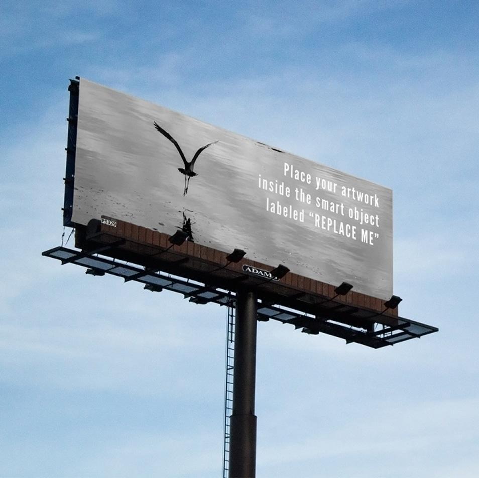 Download Billboard Mockup | Billboard mockup, Free photoshop ... Free Mockups