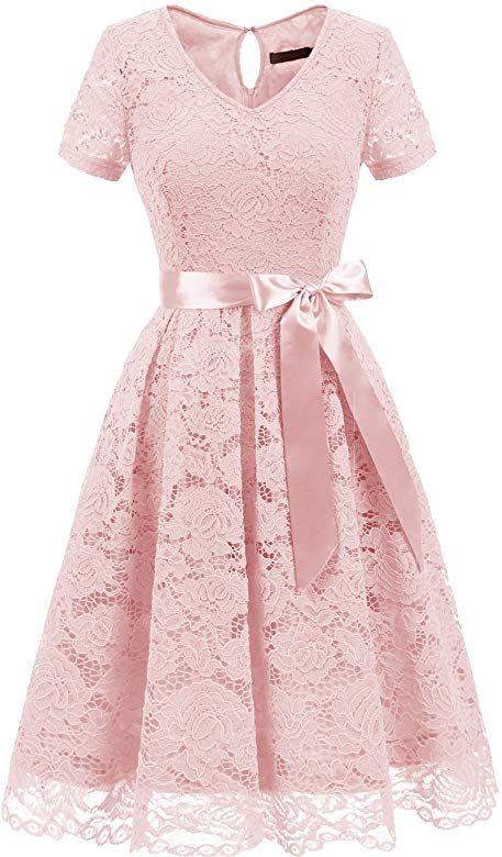 Dresstells Damen Elegant Abendkleider für Hochzeit ...