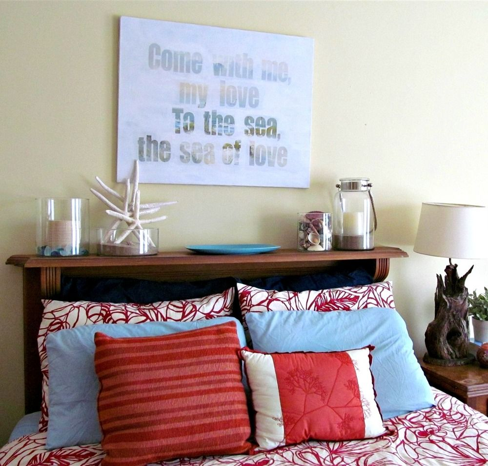 Hometalk brilliant ways to fill a large wall on a tiny budget