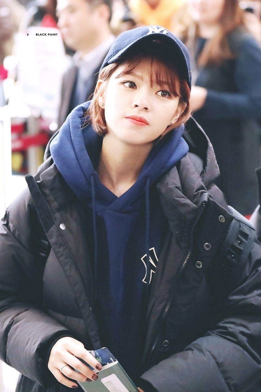Jeongyeon Twice Kpop Yoojeongyeon Idol Jyp Koreanmusic Jeongyeontwice Oh My Girl Yooa Kpop Girls Girl Crushes