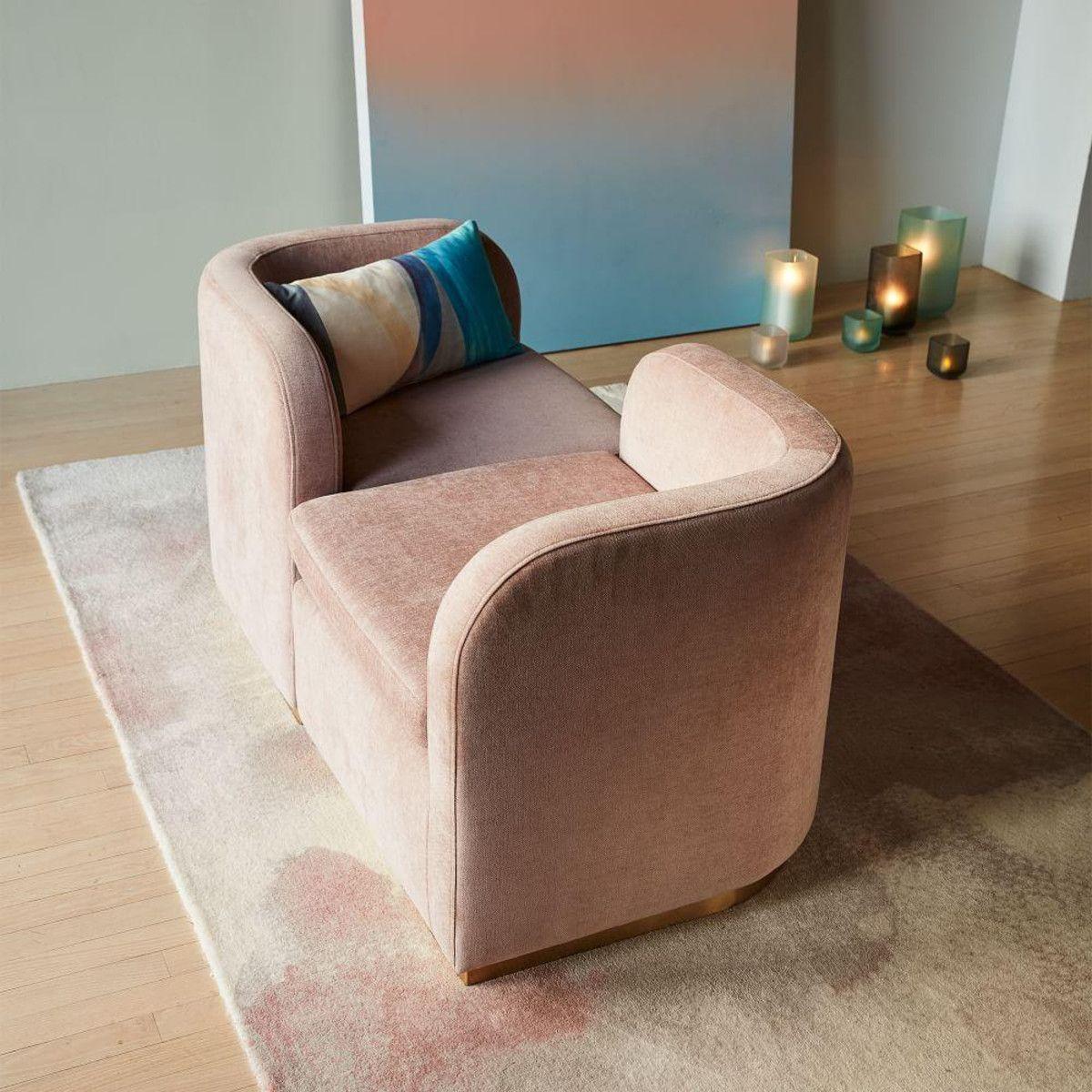 Roar Rabbit Tete A Tete Chair Bedroom Furniture Chairs