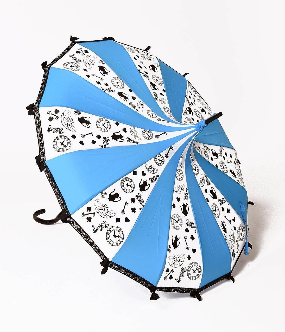 Beautiful Vintage Style Disney Inspired Umbrellas Pagoda Umbrella Umbrella Disney Inspired