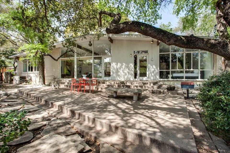 Incredible 824 Town Creek Dr Dallas Tx 75232 Zillow Mid Century Download Free Architecture Designs Rallybritishbridgeorg