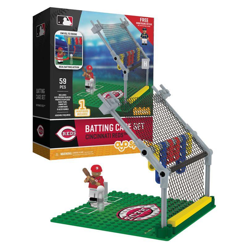 Cincinnati Reds OYO Sports Batting Cage Set