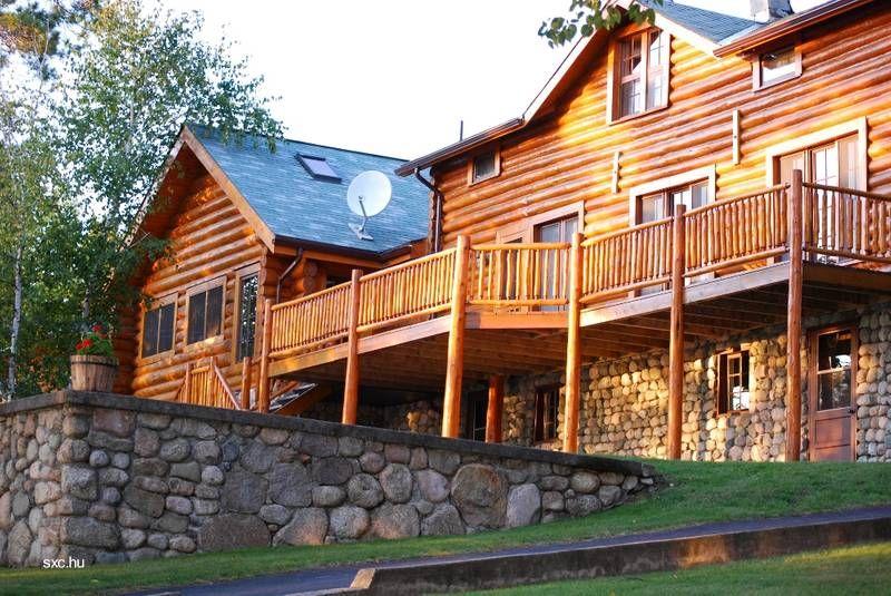 de casas cabaas rsticas de troncos artesanales