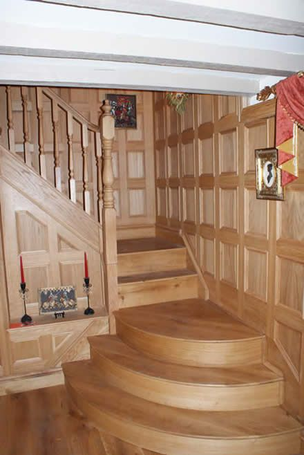 Staircase And Entrance Hall Ideas Wood Wall Panelling By Panels Uk