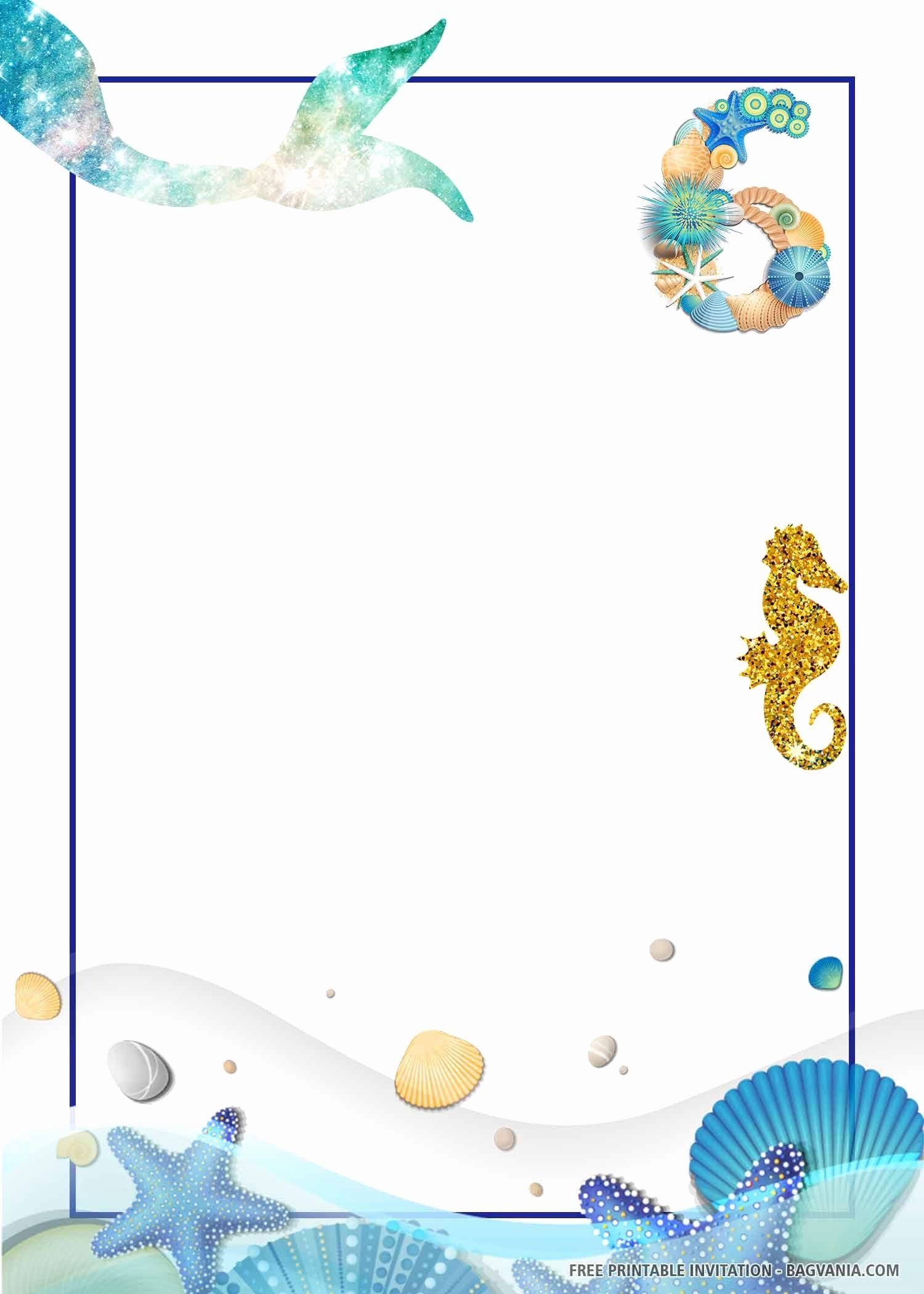 Pin On Birthday Invitation Template Ideas