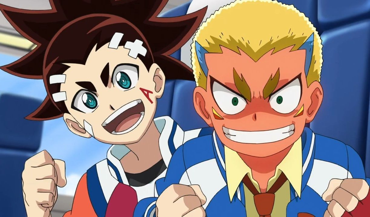 Pin by anime4ever on Beyblade Burst/Bakugan Battle