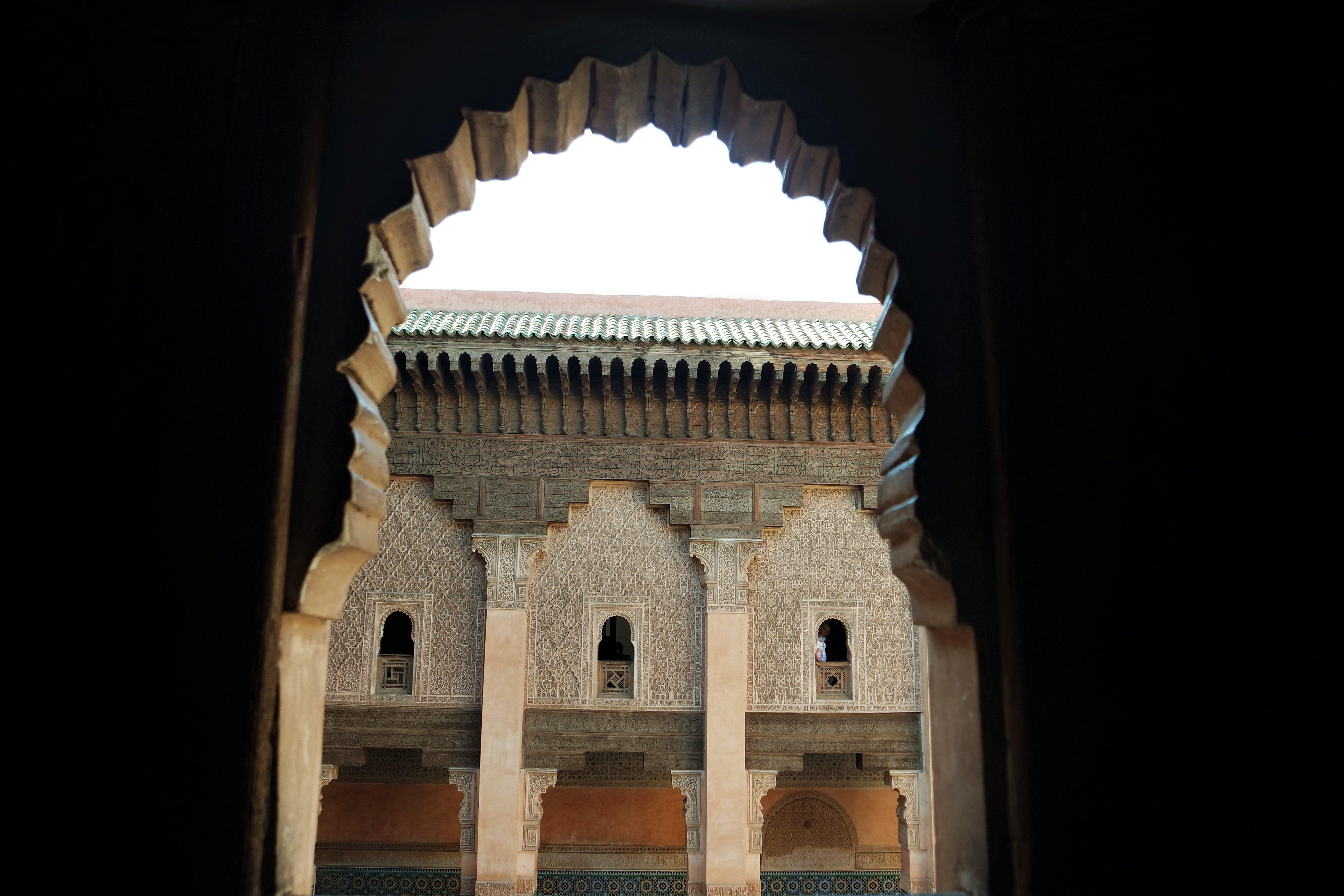 Pin En Marrakech El Imperio De Los Sentidos