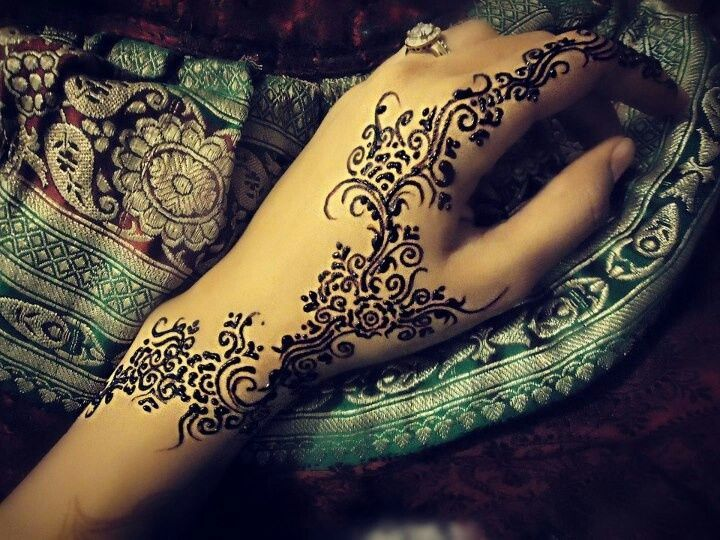 how to make henna ink with henna powder