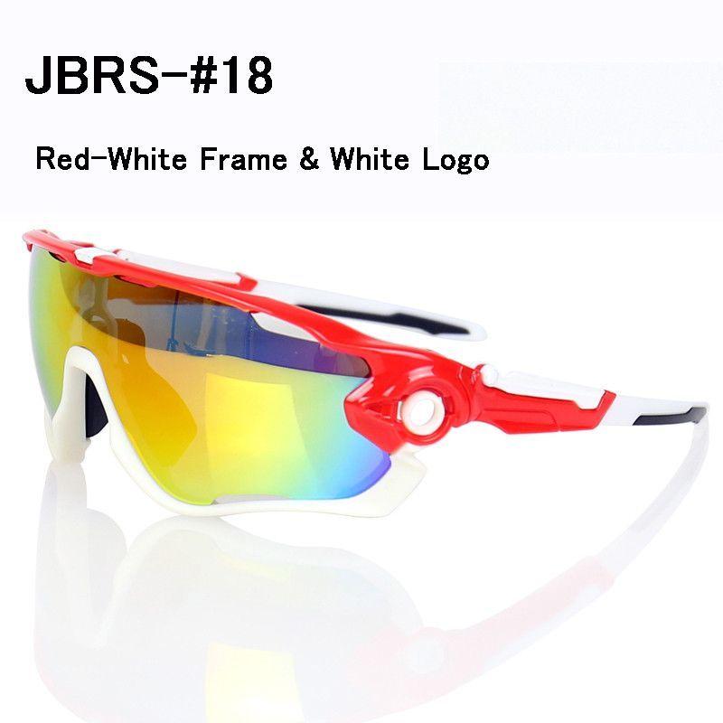 Giro Cycling Glasses MTB Bike Eyewear Running Fishing Sport Sunglasses Black Red