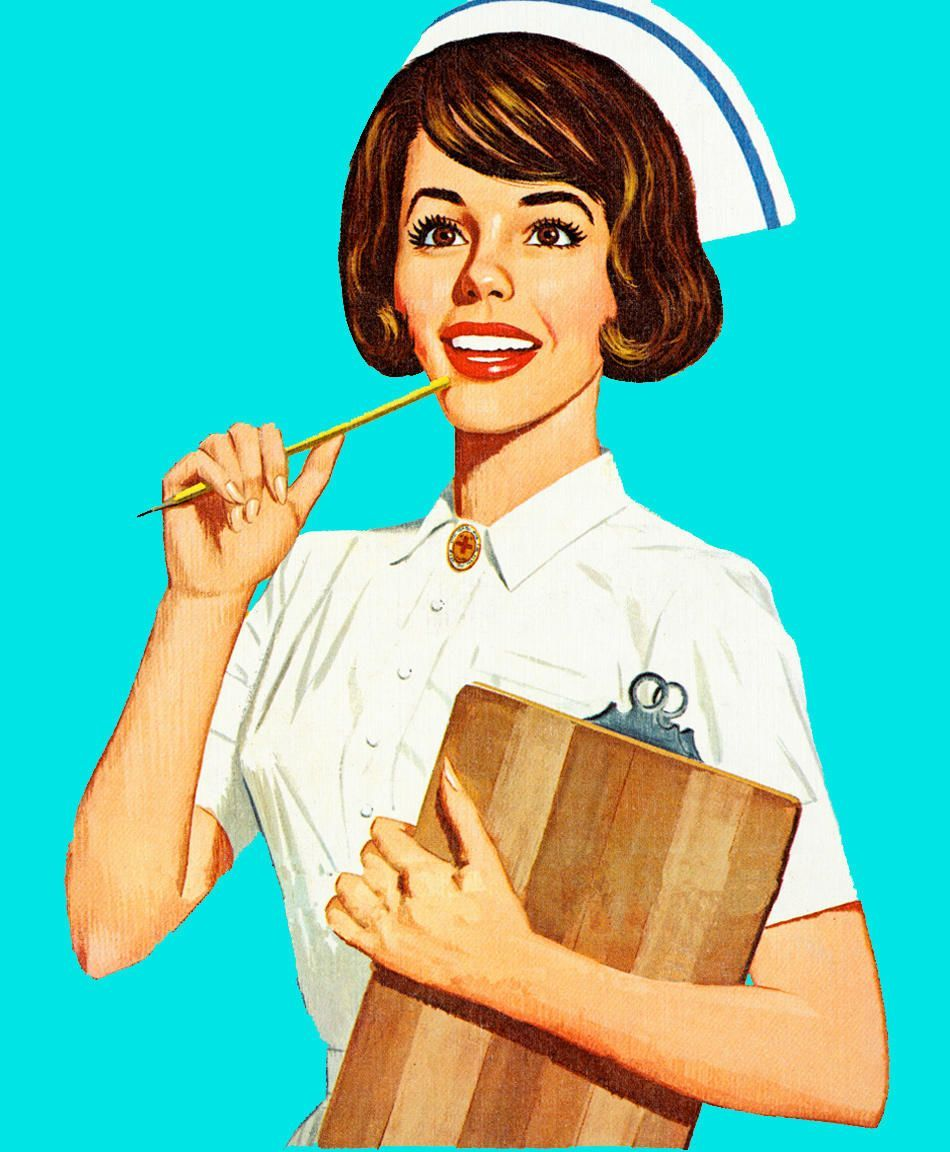 What Is A Baby Nurse? Nurse art, Vintage nurse, Nursing