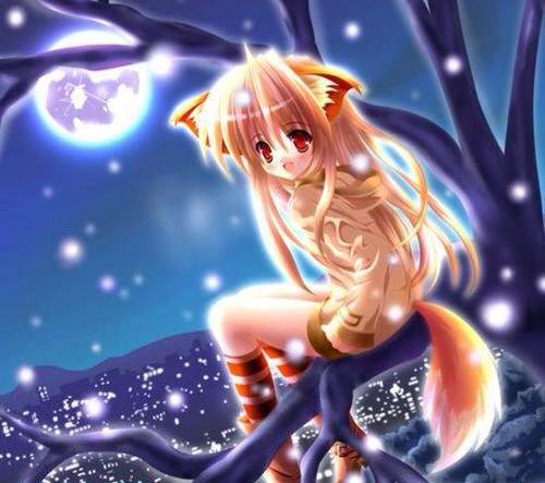 Omg anime cuteness