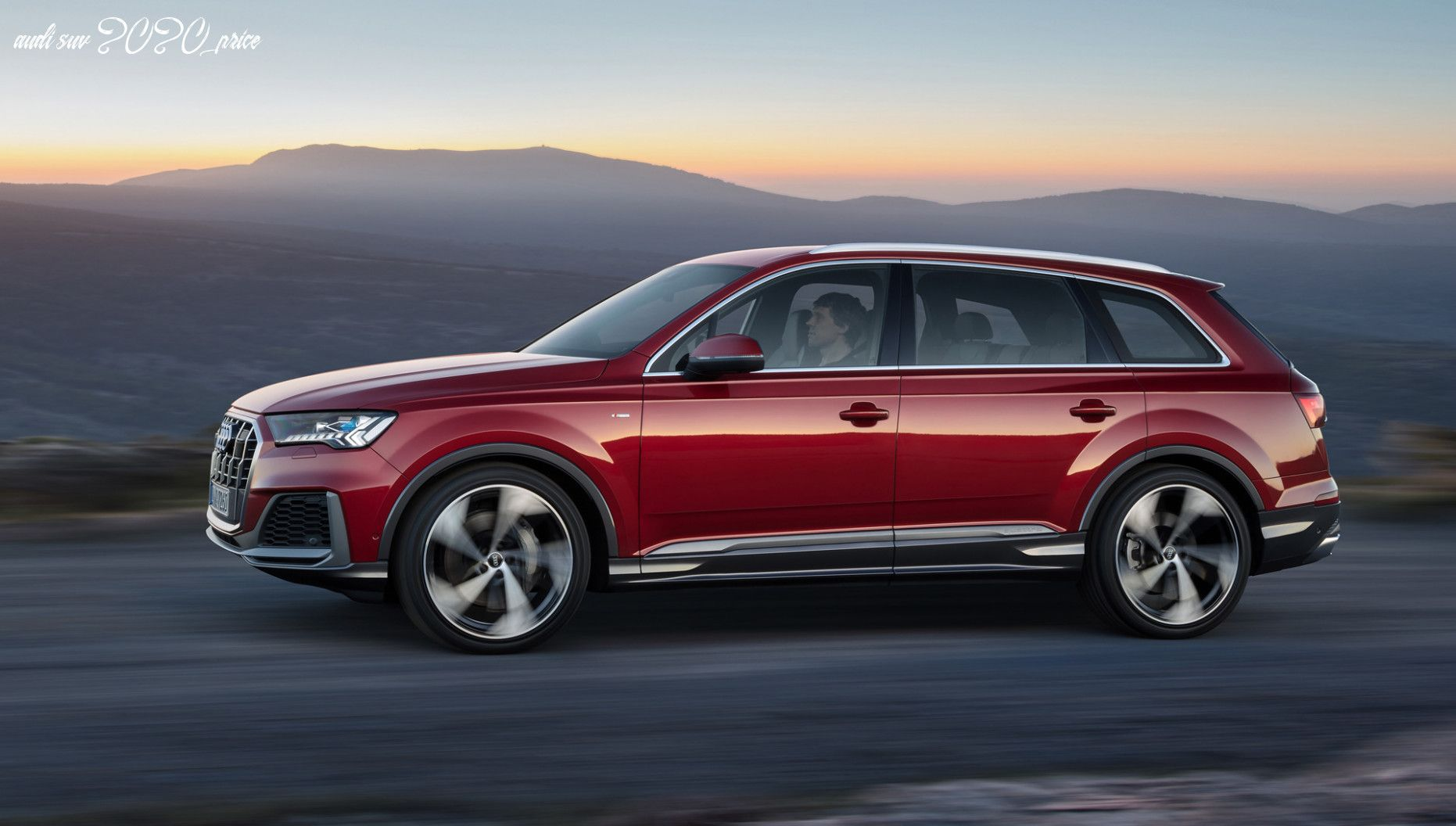 Audi Suv 2020 Price In 2020 Suv Audi Q7 Price Suv Prices