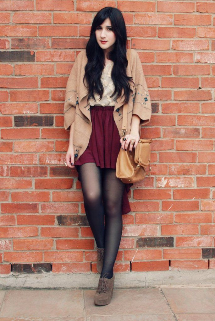Tights for teens #4