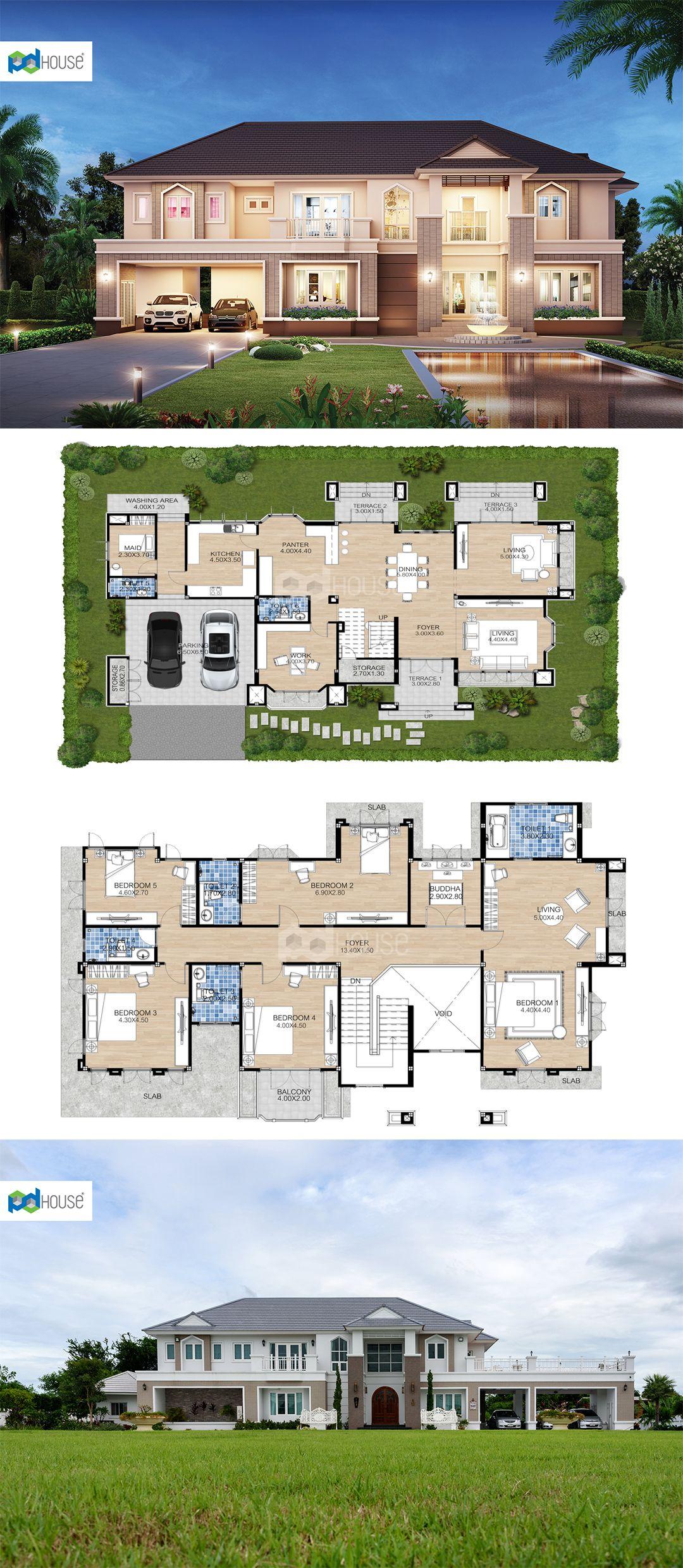 House plan ME 127