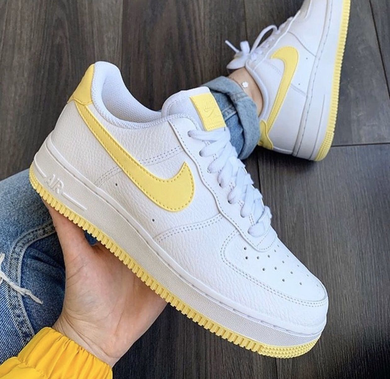 Pin by Hailey Simone 🥀 on shoess Nike shoes air force