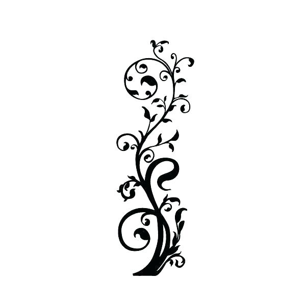 Printable Wall Stencils Flower Download Them Or Print Wall Border Free Printable Stencil Templates Flower Stencil Patterns Stencils Wall Wall Stencil Patterns