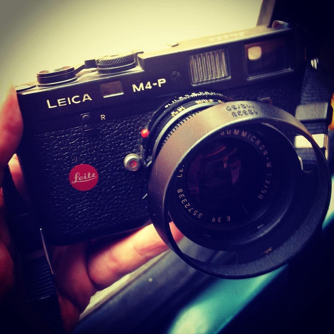 Back to basics #leica #m4p #oldcamera #wish-it-was-digital | LEICA ...
