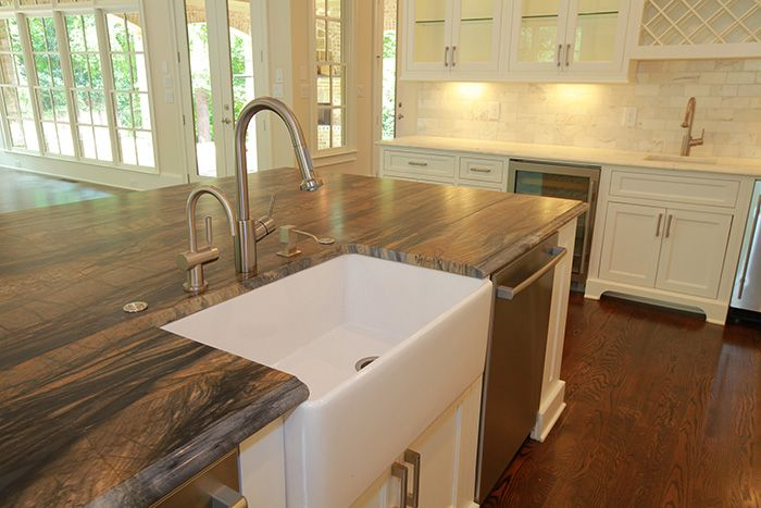 Pin By Quality In Granite Countertops On Kitchen Leather Granite Countertops Kitchen Remodel