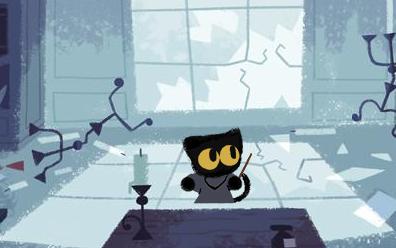 New Google Doodle Celebrates Halloween 2016 in 2020
