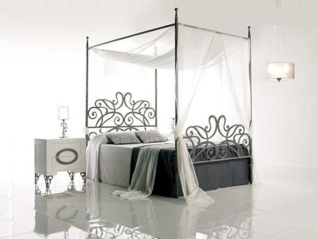 Cama con dosel.   garden room decoracion interiores   Pinterest ...