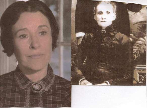 Harriet Oleson Aka Margaret Owens Laura Ingalls Wilder