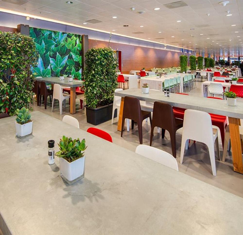 Chaise Bar Restaurant Solid Vondom Mobilier Chr En 2020 Mobilier Restaurant Chaise Bar Mobilier Design