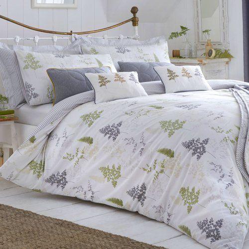 Hazelwood Home Linden Vertically Striped Duvet Cover Set Duvet Cover Sets Duvet Covers Beds For Sale