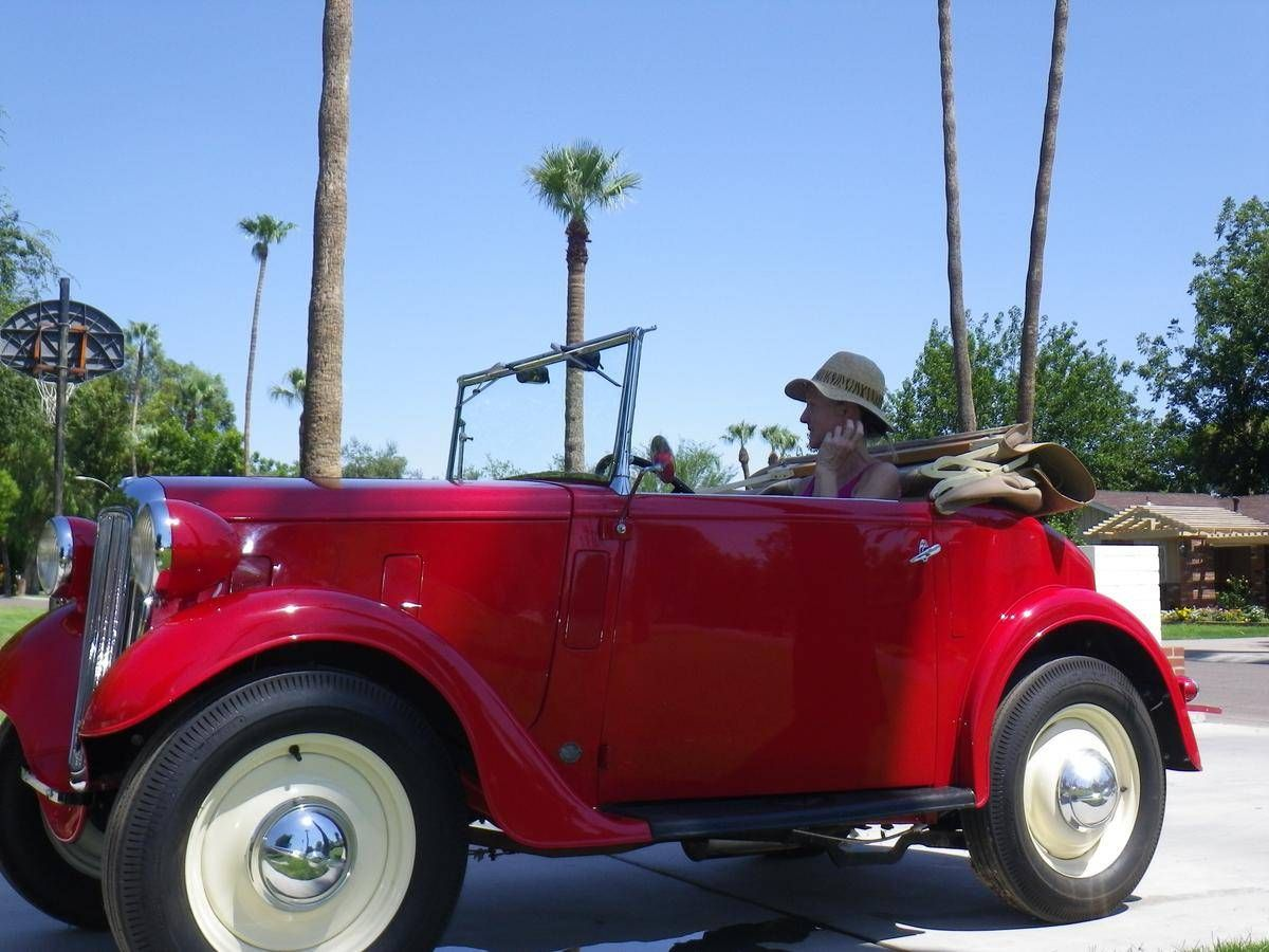 1938 Willys Overland Crossley For Sale  1729401