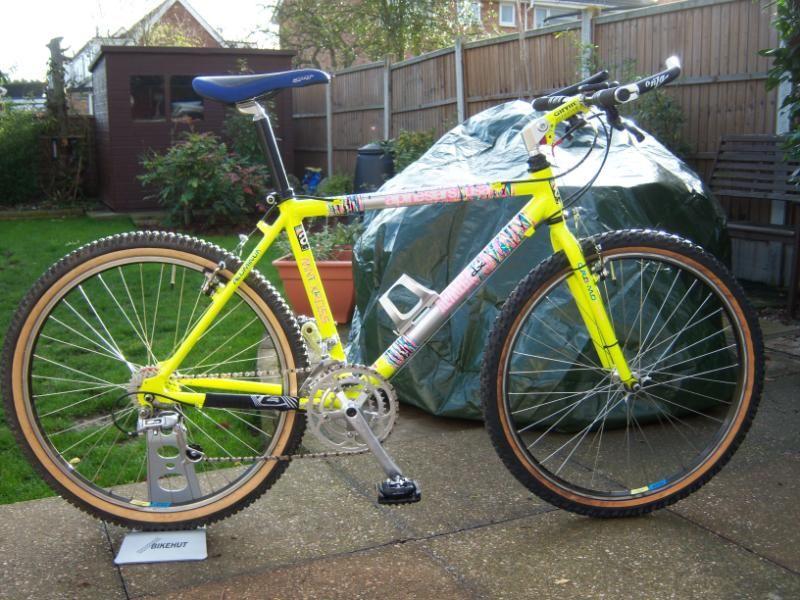1990 Alpinestars Almega Dx Retro Bike Cycling Inspiration Vintage Bikes