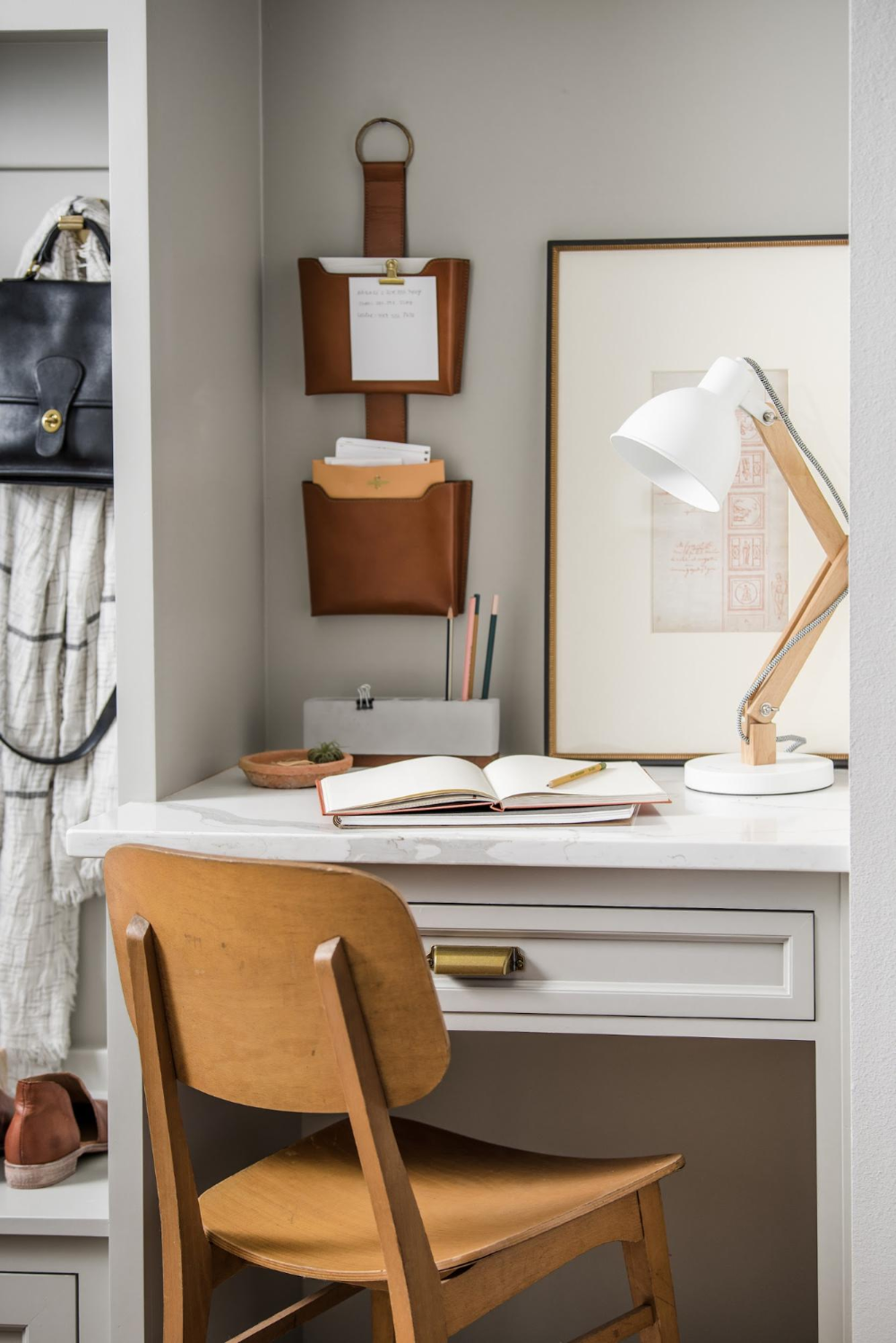 How to Create an Inspiring Home Office Space   Mag