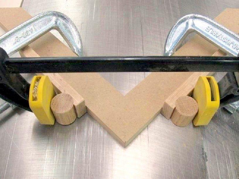 Homemade Universal Clamping Blocks / Blocs de serrage universels - prix de construction maison