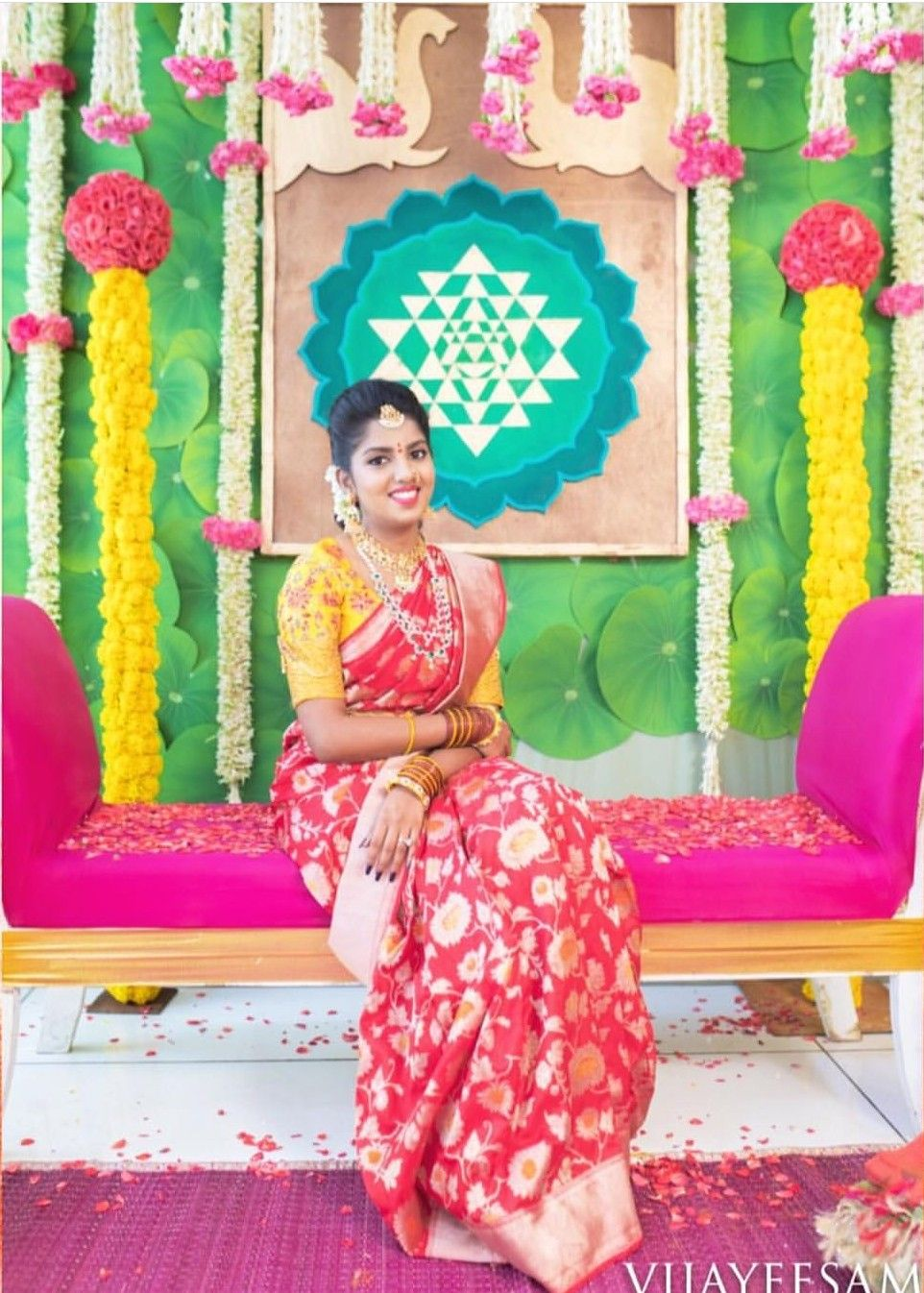 South Indian Baby Shower Decorations : south, indian, shower, decorations, Karishma, Decoration, Indian, Shower, Decorations,, Beautiful, Wedding, Backdrop, Decorations