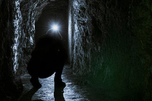 As an expert and investigator of cave systems in Austria, the Czech Republic, and Poland, Gregor claimed to have witnessed a reptilian in the old salt mine caves of northern Austria in May 2011. He estimated that he was around 50 meters (164 ft) below the surface and was taking cave chippings to be studied. That's when Gregor
