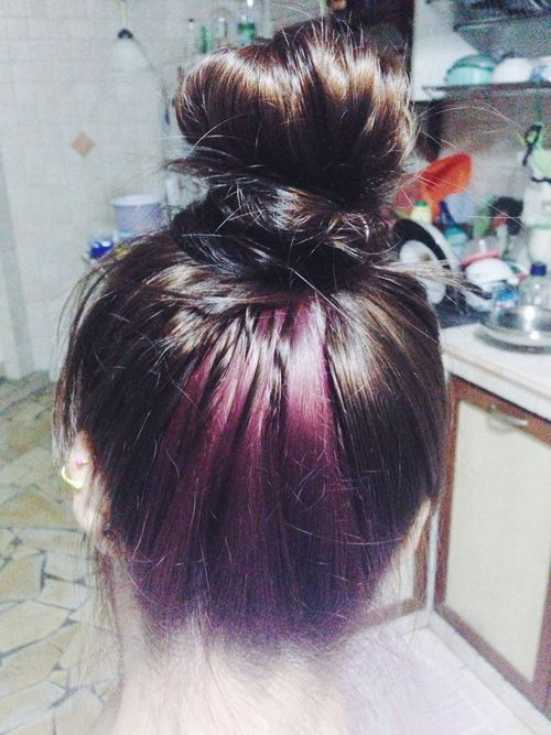 Under Layer Dyed Hair Google Search Need To Have Pinterest