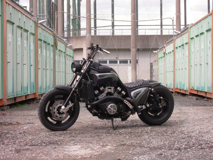 Yamaha 1200 V Max Yamaha Vmax Concept Motorcycles Cool Bikes