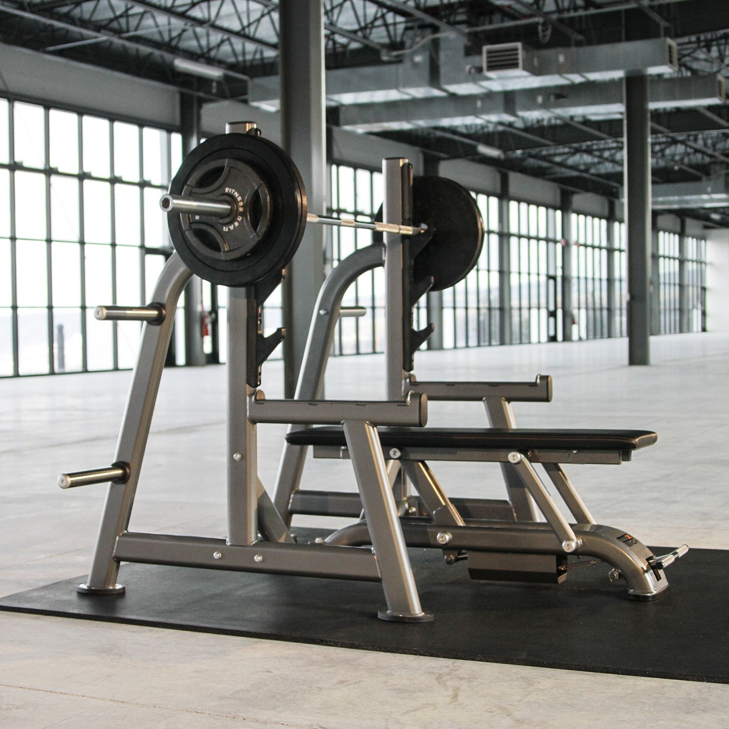Amazing Maxx Olympic Flat Bench Rack At Home Gym Unemploymentrelief Wooden Chair Designs For Living Room Unemploymentrelieforg