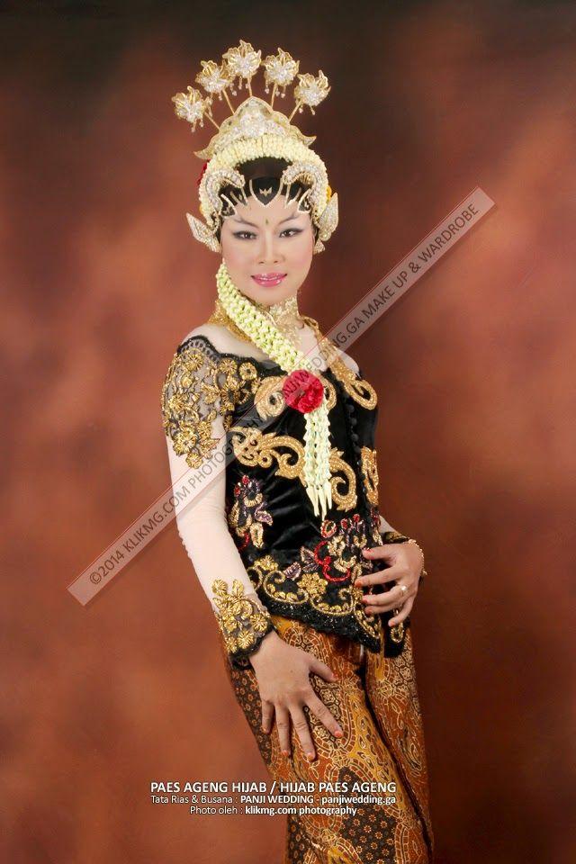 Paes Ageng Hijab Hijab Paes Ageng Tata Rias Busana
