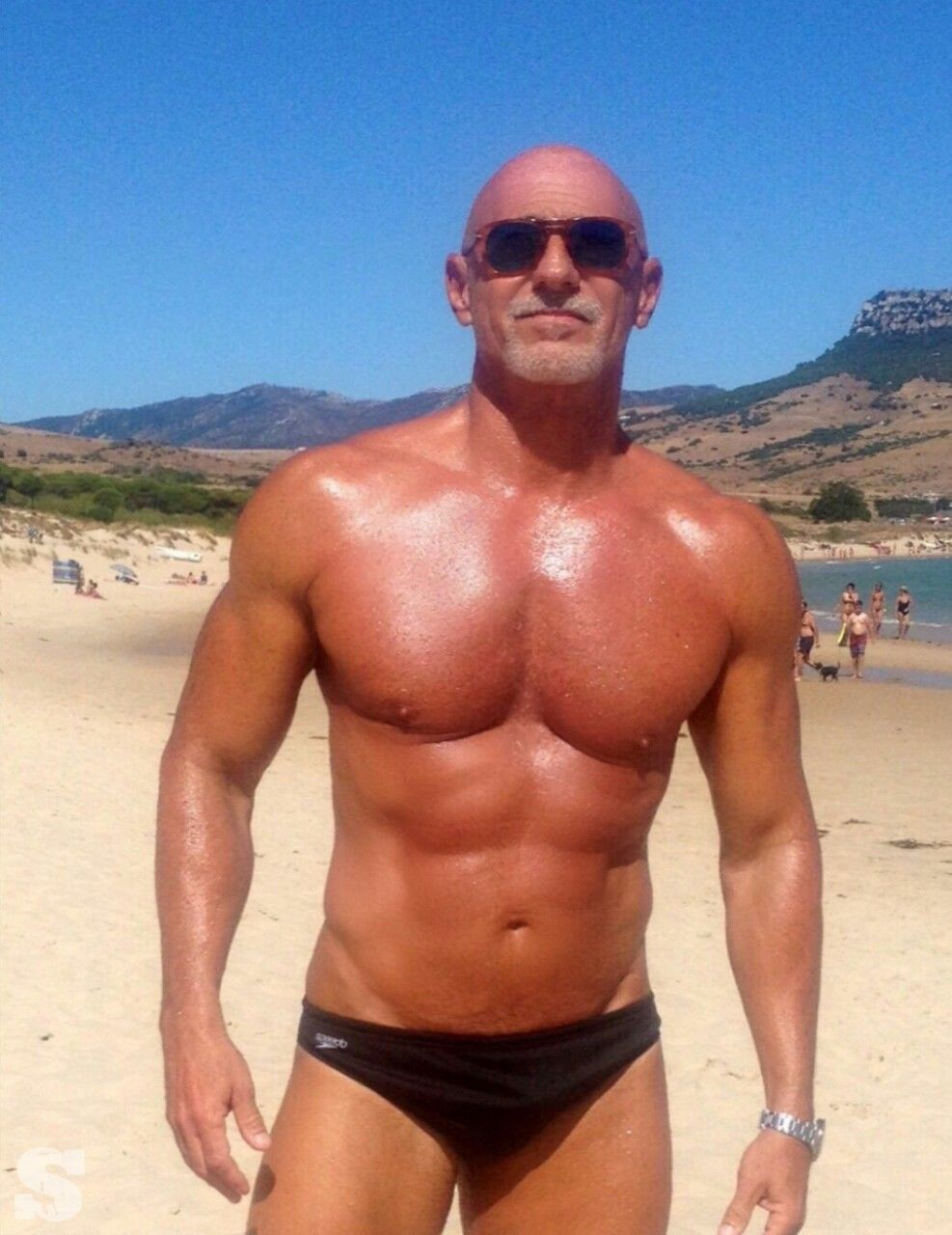hot men approaching or over 50 | mature muscle. | pinterest | mature