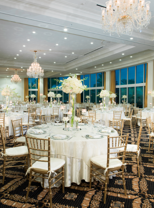 Ivanka Trump Wedding Reception.The Ivanka Trump Ballroom The Perfect Elegant Venue For Your