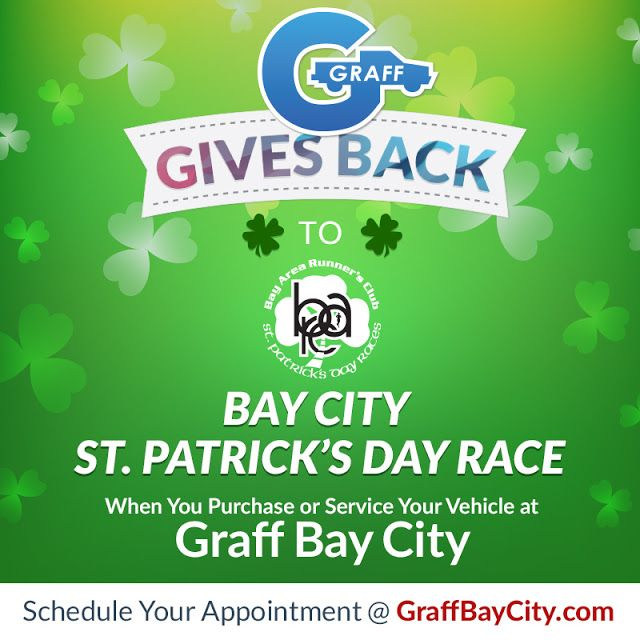 Superior Hank Graff Chevrolet   Bay City: Graff Gives Back To Bay Cityu0027s St. Patrick  Day Rac.