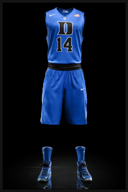 uk availability 79f56 bc535 duke blue devils men's basketball uniform - Google Search ...