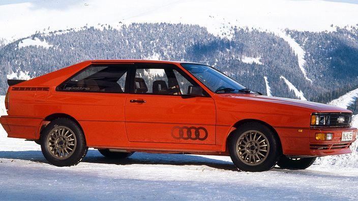 Pin On Audi Quattro