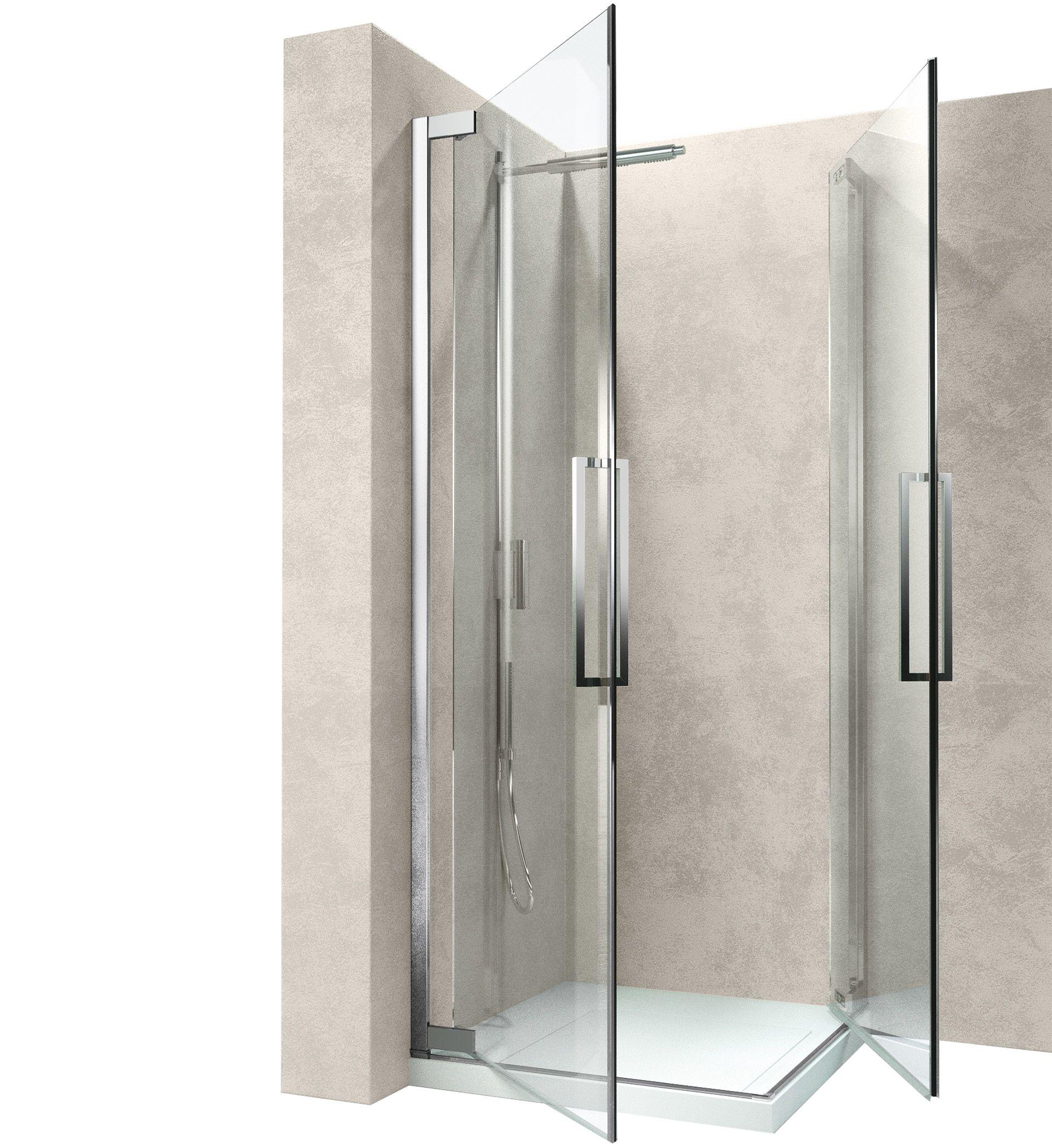 Flare The Pivot Door Shower Enclosure By Vismaravetro Shower Enclosure Bath Shower Enclosures Glass Shower Enclosures