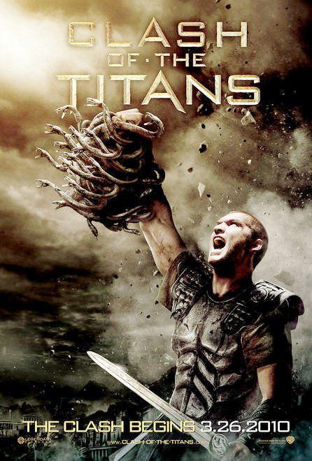 clash of the titans poster cinema pinterest movie revenge