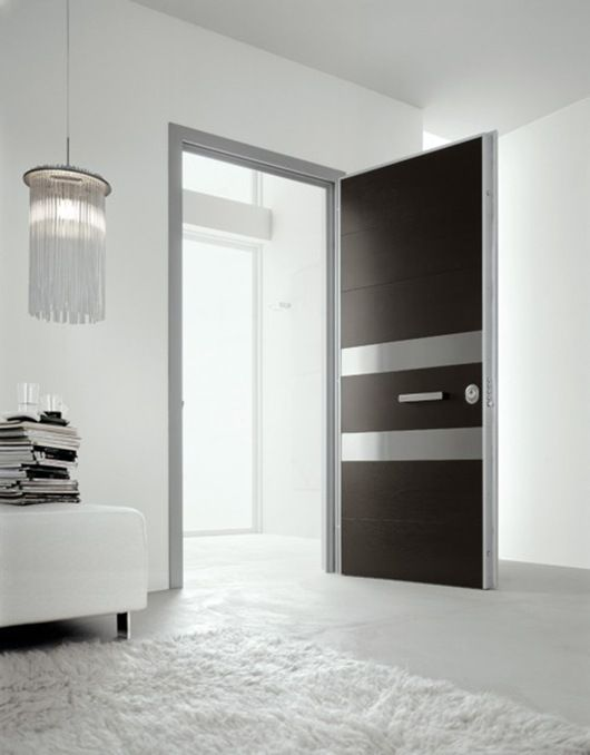 puertas modernas para hogares de oikos
