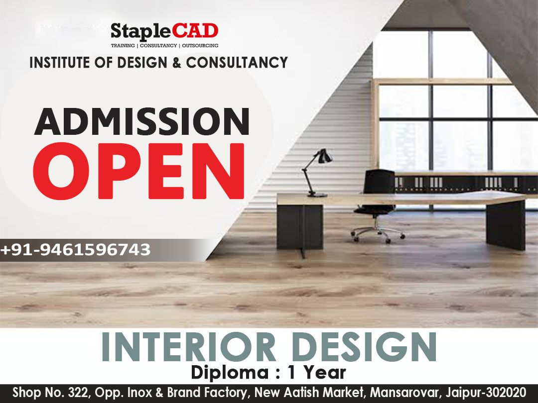 1 Year Diploma In Fashion Design And Interior Deisgn Admission Open New Batches Start In 2020 Interior Design Courses Diploma In Fashion Designing Institute Of Design
