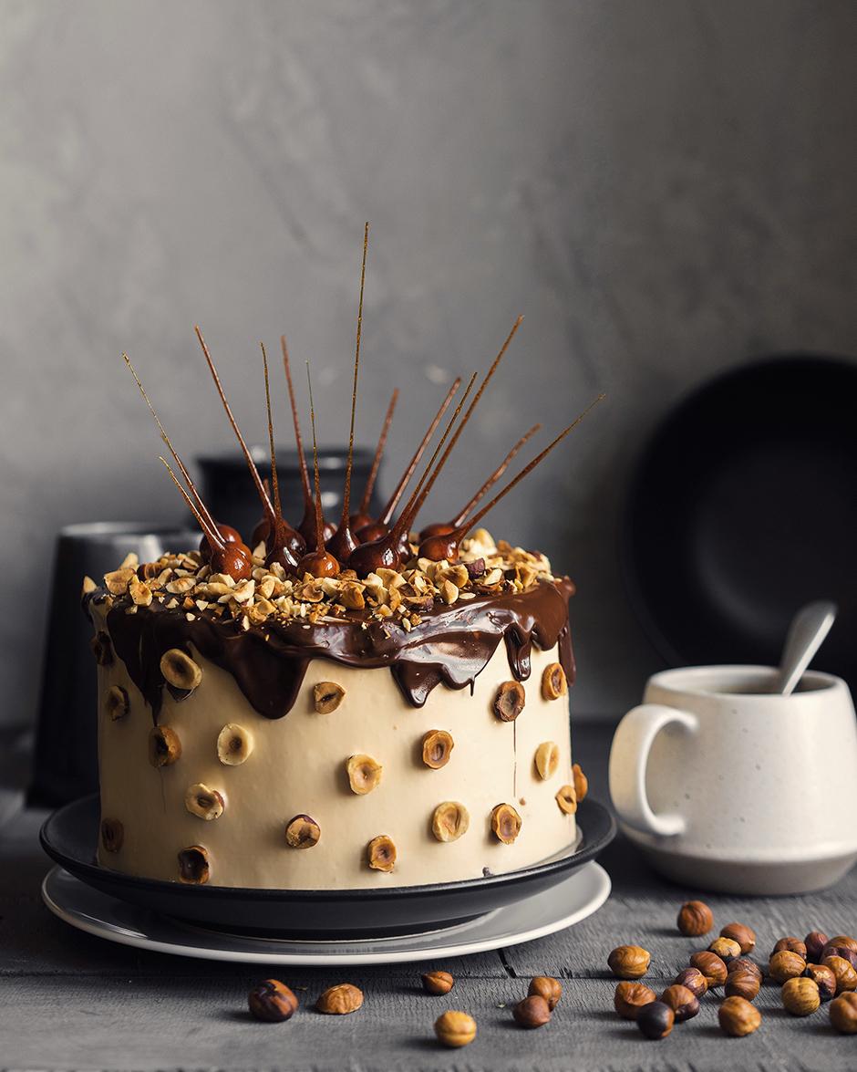карамельный декор для торта рецепт с фото эффективная