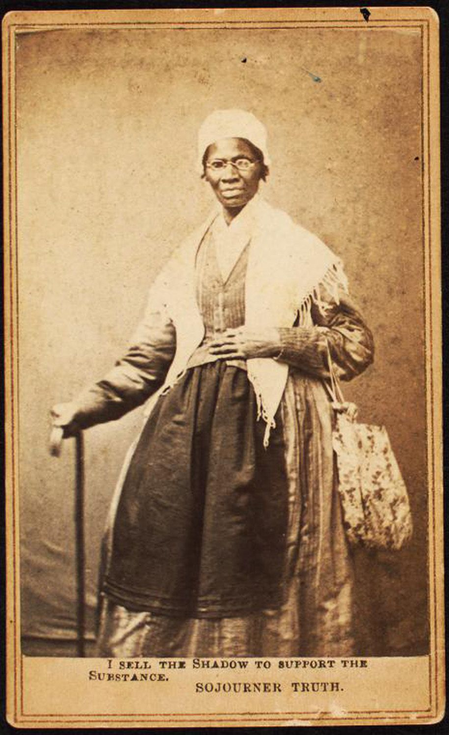 Sojourner Truth, whose legal name was Isabella Van Wagener, was born into  slavery but later freed. She worked as an abolitionist, a suffragist, ...